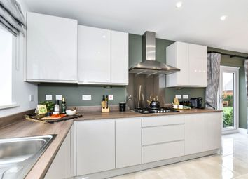 Thumbnail 3 bed semi-detached house for sale in Langford Mills, Norton Fitzwarren, Taunton