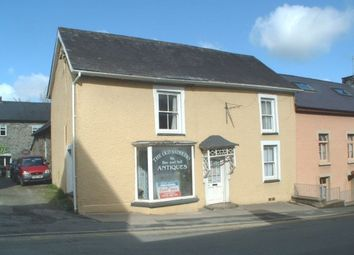 Thumbnail Commercial property for sale in Bridge Street, Newcastle Emlyn