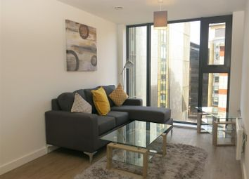 Thumbnail 1 bed flat to rent in The Bank, Sheepcote Street, Birmingham