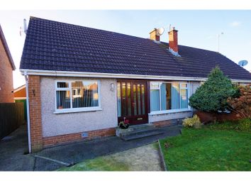 Thumbnail 3 bed semi-detached house for sale in Kilmaine Drive, Bangor