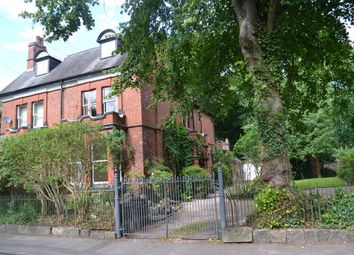 Thumbnail 3 bed flat for sale in Sidmouth Avenue, Newcastle-Under-Lyme