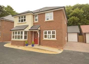 Thumbnail 4 bed detached house for sale in The Attingham Birches Barn Road, Wolverhampton