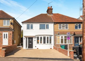 3 bed semi-detached house for sale in Oakdene Road, Watford WD24