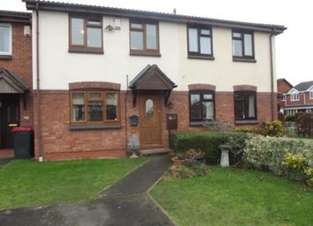 Thumbnail 3 bed terraced house for sale in Martins Drive, Atherstone, Warwickshire