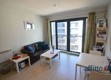 Thumbnail 1 bed flat to rent in The Hub Apartments, Clive Passage, Birmingham