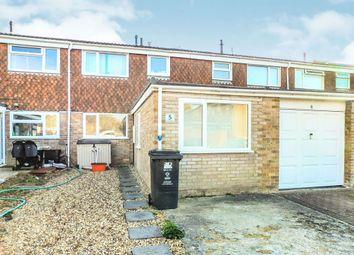 Thumbnail 3 bedroom terraced house for sale in Tansley Moor, Swindon