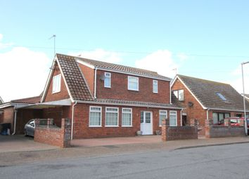 Thumbnail 4 bed detached house for sale in Chapman Avenue, Caister-On-Sea, Great Yarmouth