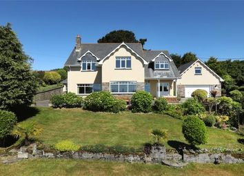Thumbnail 5 bed detached house for sale in Polkeeves, Sclerder Lane, Looe, Cornwall
