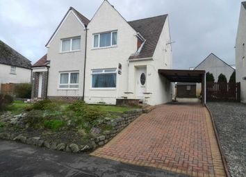 Thumbnail 2 bed semi-detached house for sale in Wheatlands Drive, Kilbarchan