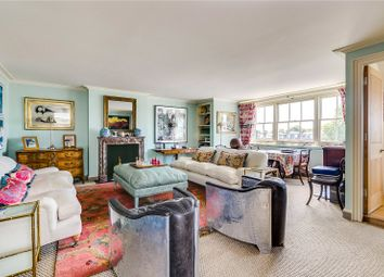 Thumbnail 3 bed flat to rent in Roland Gardens, South Kensington, London
