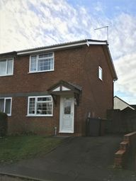 Thumbnail 2 bed property to rent in Ridding Close, Corby