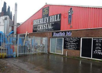 Thumbnail Warehouse for sale in Pedmore Road Industrial Estate, Brierley Hill