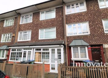Thumbnail 4 bed town house for sale in Cuin Road, Smethwick