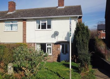 Thumbnail 2 bed end terrace house to rent in The Crescent, Brimington, Chesterfield