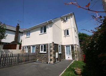 Thumbnail 3 bed semi-detached house to rent in St. Johns Road, Millbrook, Torpoint