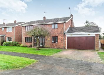 Thumbnail 4 bed detached house for sale in The Paddock, Airmyn, Goole