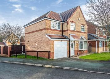 Thumbnail 4 bed detached house for sale in Marlowe Drive, West Derby, Liverpool, England