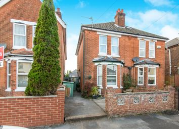 Thumbnail 3 bedroom semi-detached house for sale in Jameson Road, Southampton
