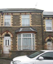 Thumbnail 3 bed terraced house for sale in Wainfelin Avenue, Pontypool