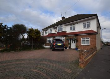 Thumbnail 5 bed semi-detached house for sale in Pettits, Romford, Essex