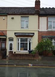 3 bed terraced house for sale in Owen Road, Wolverhampton WV3
