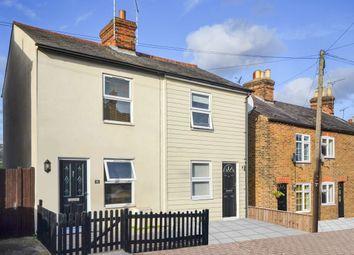 Thumbnail 2 bed semi-detached house for sale in Jervis Road, Bishop's Stortford