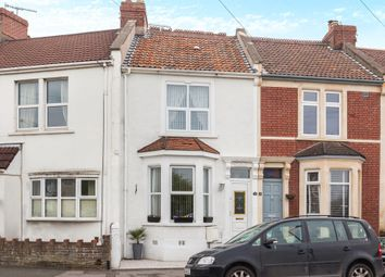 Thumbnail 2 bed terraced house for sale in Luckwell Road, Bedminster, Bristol