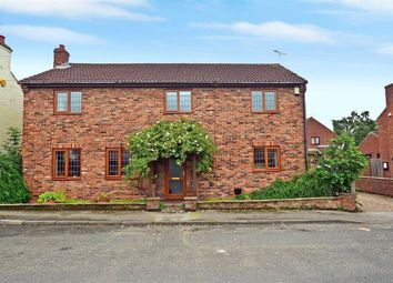 Thumbnail 4 bed detached house for sale in Main Street, Hensall, Goole