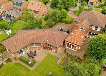 Thumbnail 4 bed detached house for sale in Station Fields, Garforth, Leeds