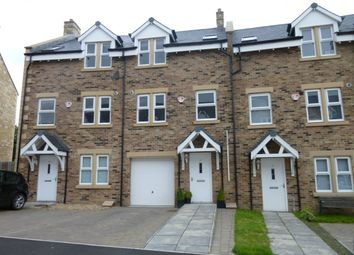 Thumbnail 4 bedroom terraced house to rent in Park View, Alnwick
