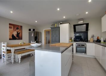 Thumbnail 4 bedroom semi-detached house for sale in Lowther Close, Chertsey, Surrey