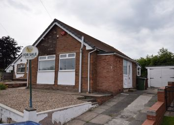 Thumbnail 2 bed detached bungalow for sale in Friars Close, Featherstone, Pontefract
