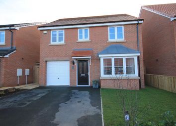 Thumbnail 4 bed detached house for sale in Poppy Drive, Sowerby, Thirsk