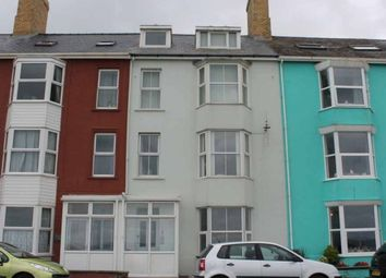 Thumbnail 2 bed flat to rent in Flat 1, 5 South Marine Terrace, Aberystwyth