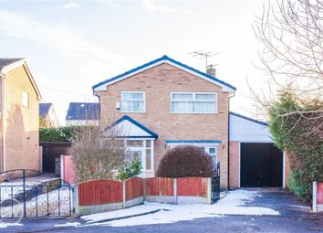 Thumbnail 3 bedroom detached house for sale in Mallory Drive, Leigh, Lancashire