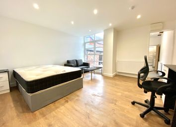 Thumbnail Studio to rent in London Road, Opposite Victoria Park, Leicester