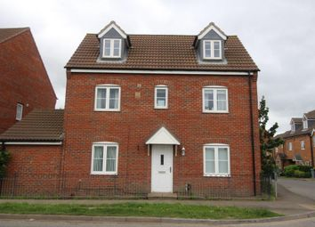 Thumbnail 4 bed property for sale in Barrowby Road, Grantham