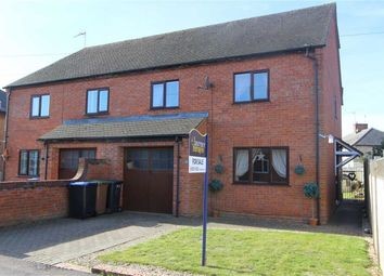 Thumbnail 3 bed semi-detached house for sale in Manor Road, Woodford Halse, Daventry