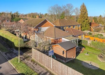 Thumbnail 3 bed detached house for sale in Bradley Peak, Winchester, Hampshire