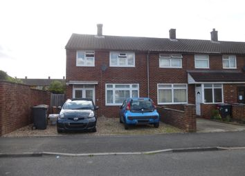 Thumbnail 3 bed end terrace house to rent in Calbroke Road, Slough