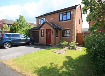 Thumbnail 4 bed detached house for sale in Keats Drive, Rode Heath, Stoke-On-Trent