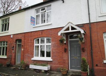 Thumbnail 3 bed terraced house for sale in Bryngoleu Terrace, Sketty, Swansea, City & County Of Swansea.