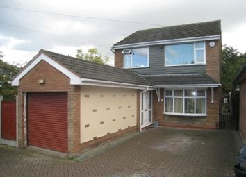 Thumbnail 3 bedroom detached house for sale in Parkes Hall Road, Dudley