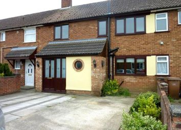 Thumbnail 3 bedroom terraced house to rent in Kestrel Road, Ipswich