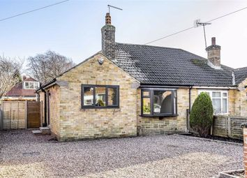 Thumbnail 2 bed semi-detached bungalow for sale in Castle Road, Killinghall, North Yorkshire