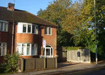 Thumbnail 3 bed semi-detached house for sale in Desford Road, Narborough, Leicester