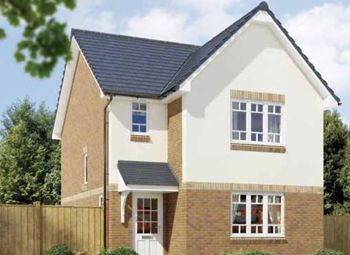 "Thumbnail 3 bedroom detached house for sale in ""The Elgin"" at Dunlop Road, Stewarton, Kilmarnock"