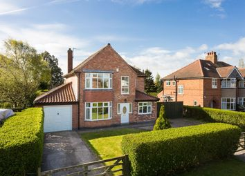 Thumbnail 3 bedroom detached house for sale in Park Avenue, New Earswick, York