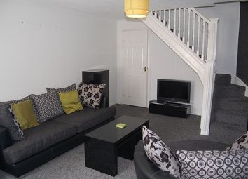 Thumbnail 2 bed end terrace house to rent in Dunlin Crescent, Cove, Aberdeen