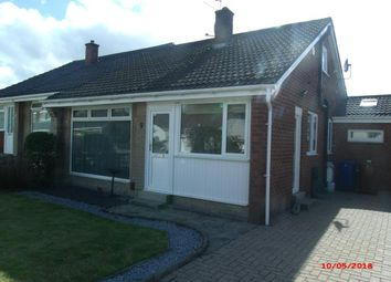 Thumbnail 3 bed semi-detached bungalow to rent in Cleddans Crescent, Hardgate, Clydebank